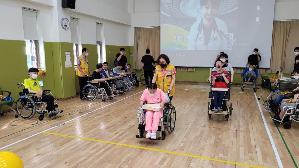 강남세움직업훈련센터 추석맞이 특별행사 진행